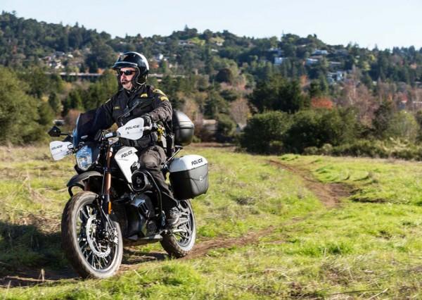 2013 Zero Police-spec Electric Motorcycles_15