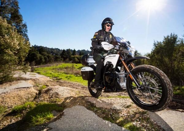 2013 Zero Police-spec Electric Motorcycles_16