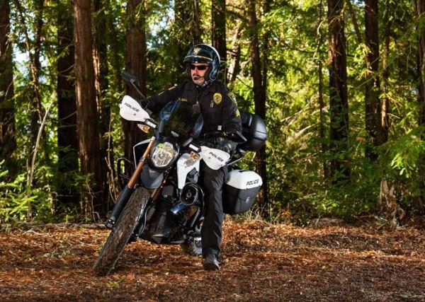 2013 Zero Police-spec Electric Motorcycles_17