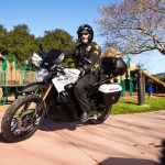 2013 Zero Police-spec Electric Motorcycles_21