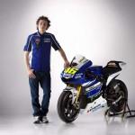 Yamaha 2013 MotoGP Livery Revealed