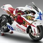 2013 Mugen Shinden Ni Electric Race Bike