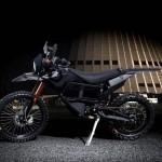 2013 Zero MMX Military Motorcycle