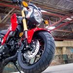 2014 Honda Grom Pearl Red_7