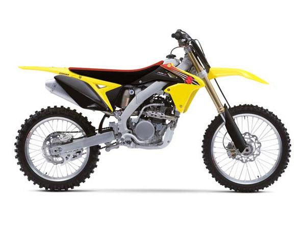2014 Suzuki RM-Z250