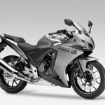2013 Honda CBR500R Seal Silver Metallic