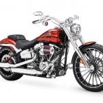 2014 Harley-Davidson CVO Breakout Black Orange