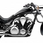 2014 Honda Fury Black ABS