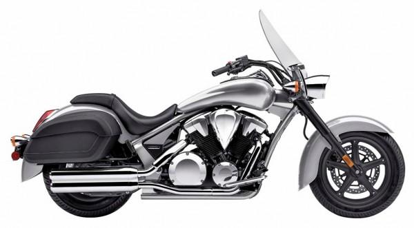 2014 Honda Interstate Silver