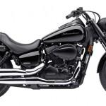 2014 Honda Shadow Phantom Black