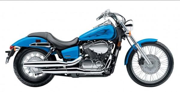 2014 honda Shadow Spirit 750 Blue