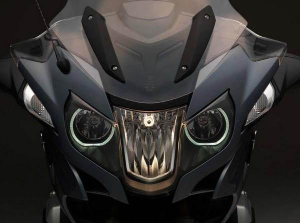 2014 BMW R1200RT Headlight