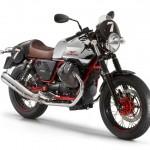 2014 Moto Guzzi V7 Stone, V7 Special and V7 Racer Revealed