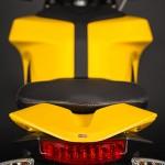 2014 Zero S Tail Light