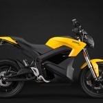 2014 Zero S Yellow