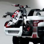 Suzuki Extrigger Electric Monkey Bike Concept Pics and Video