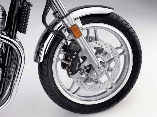 2014 Honda CB1100 Deluxe Front Brake