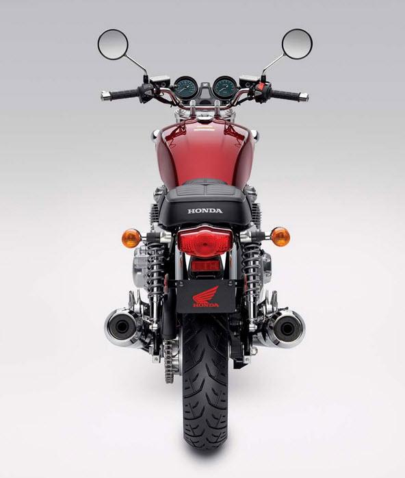 2014 Honda CB1100 Deluxe Rear