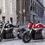 2014 Lito Sora Electric Motorcycle