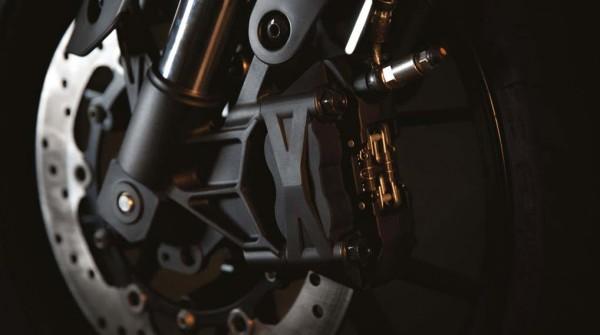 2014 Yamaha MT-125 Front Brake
