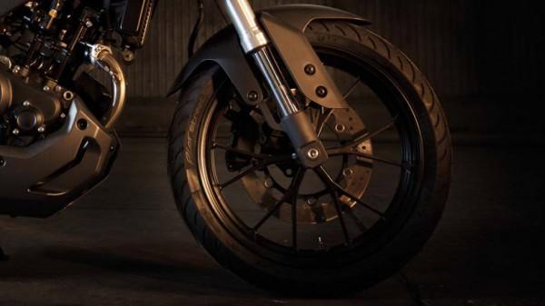 2014 Yamaha MT-125 Front Wheel