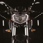 2014 Yamaha MT-125 Headlight