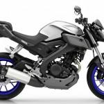 2014 Yamaha MT-125 Race Blu