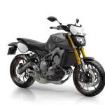 2014 Yamaha MT-09 Street Tracker