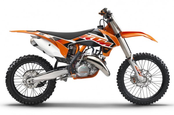 2015 KTM 125 SX