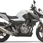 2015 Honda CB300F ABS White Heading To Canada