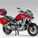 2015 Honda VFR800X Crossrunner with Full Accessories