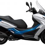 2015 Kymco Agility Maxi 300i Right Side