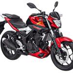2015 Yamaha MT-25 Red Rage
