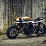 Custom-made Yamaha XJR 1300 CS-06 Dissident by it roCkS!bikes