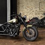 2016 Harley-Davidson Iron 883 and Forty-Eight Dark Custom Sportsters