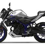 Yamaha Confirms 2016 Yamaha MT-03 Matt Silver_1