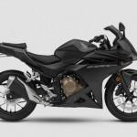 2016 Honda CBR500R Matte Black Metallic