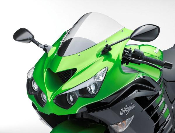 2016 Kawasaki Ninja ZX-14R Headlamp