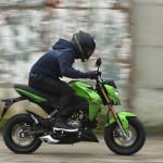 2016 Kawasaki Z125 125cc Mini-bike, Grom's Rival