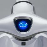 Honda EV-Cub Concept Gauge