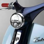 Honda Super Cub Concept Retro Headlight